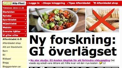 Aftonbladet sämst för vikten