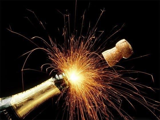 Gott nytt revolutionerande år!