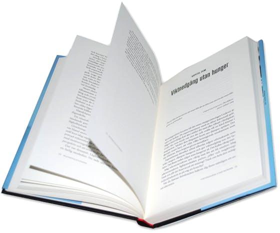 Första exet av boken