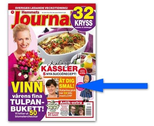Hemmets Journal lottar ut LCHF-kokbok