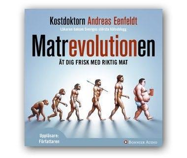 Matrevolutionen som ljudbok