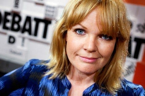 Belinda Olsson leder SVT Debatt