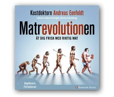 Matrevolutionen CD-bok