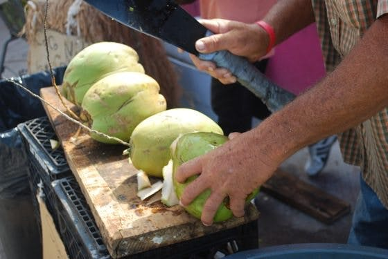 Cayman Islands Coconuts