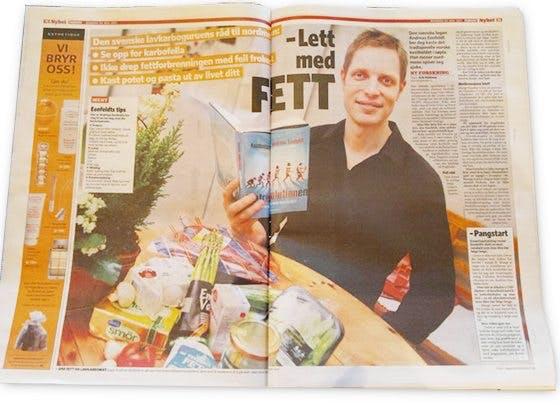 Matrevolusjonen i Dagbladet