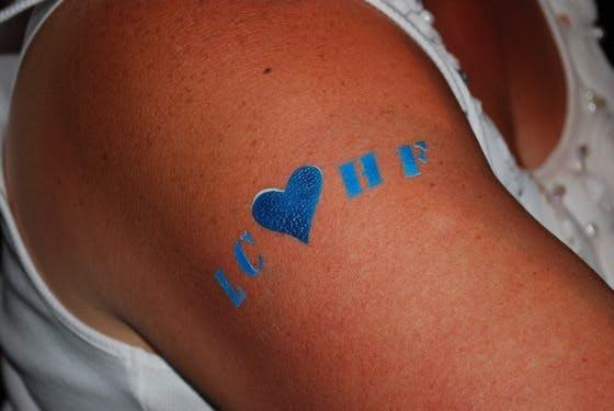LCHF-tatuering