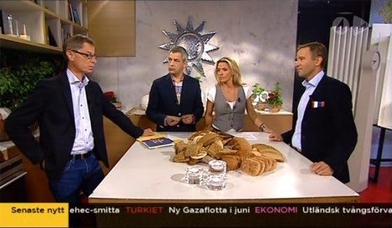 Bröd – rätt eller fel?
