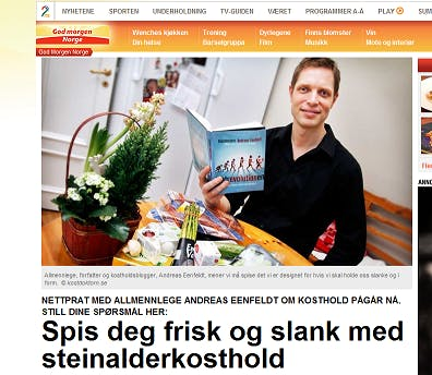 Stort intresse i Oslo!