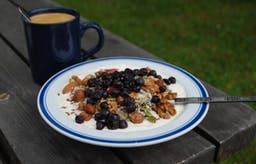 Somrig LCHF-frukost