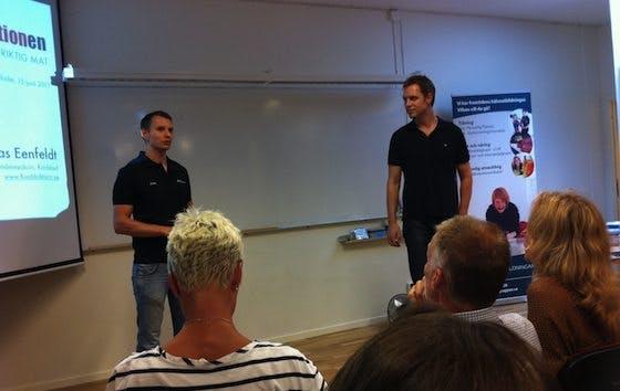 Bonniers + MF Hälsoutbildningar