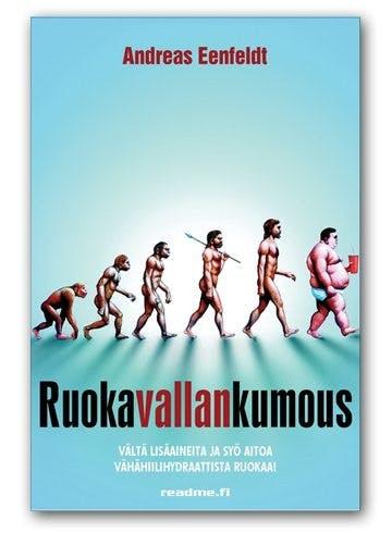 Matrevolutionen utgiven på finska!