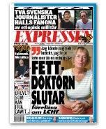 Fettdoktorn slutar... enligt Expressen