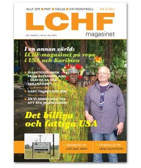 LCHF-magasinet på resa