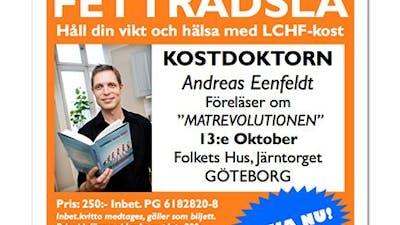 Kostdoktorn i Göteborg 13/10