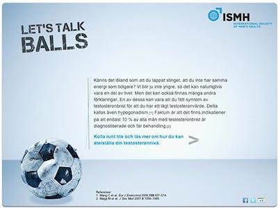 """Bayer har """"balls"""""""