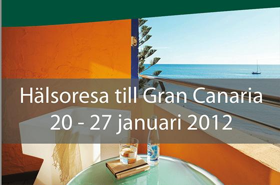 Gran Canaria i januari – något för dig?