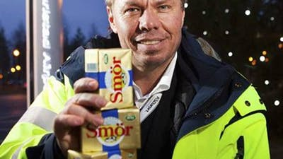 Norrmän lockas till Karlstad med smör