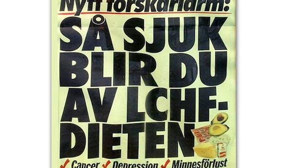 Aftonbladet: Julskinka kan ge minnesförlust