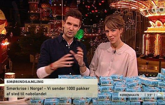 Dansk smöraktion