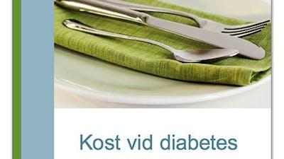 Socialstyrelsen rekommenderar lågkolhydratkost vid diabetes!