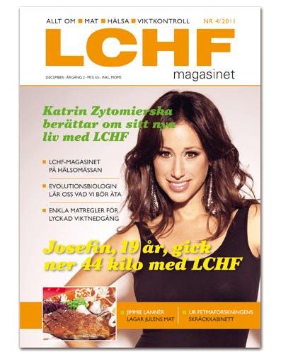 Zytomierska i LCHF-magasinet