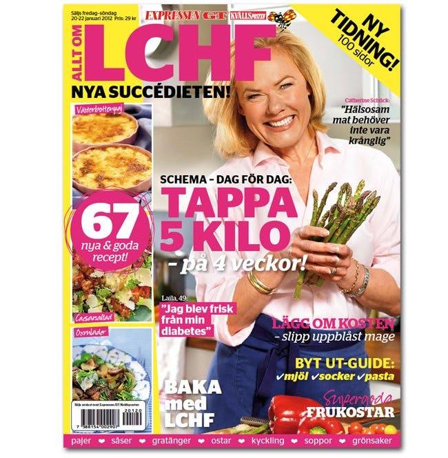 Expressens LCHF-nummer