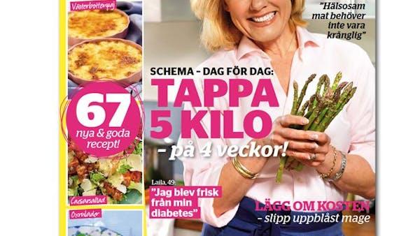 Expressens 100 sidor om LCHF