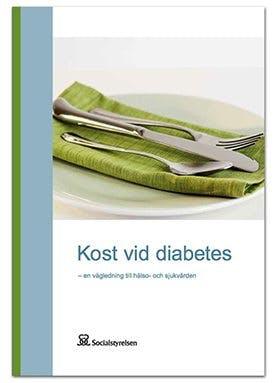 Socialstyrelsen rekommenderar lågkolhydratkost vid diabetes