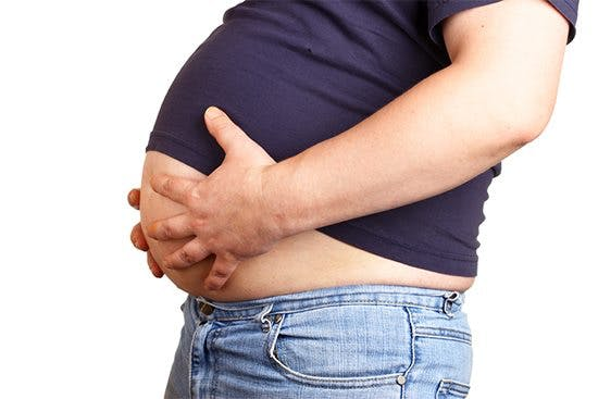 Högt insulin farligare än fetma?