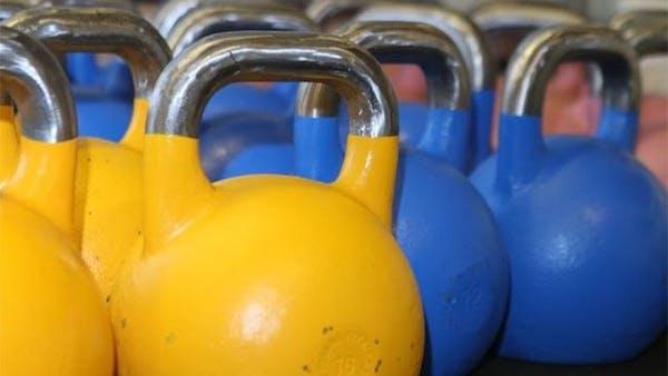 Dags för CrossFit