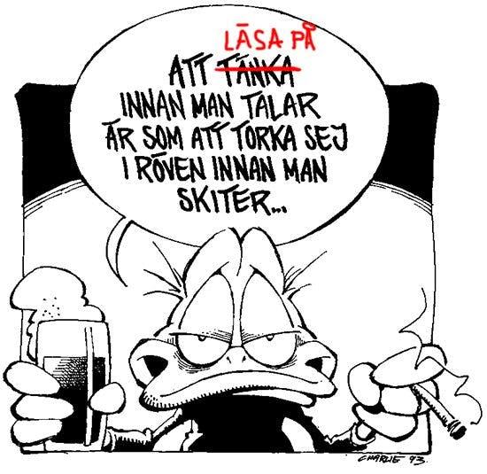 """""""Storbråket"""" om LCHF och Arne Anka"""