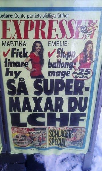 Expressenlöp: Så supermaxar du LCHF
