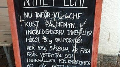 LCHF-nytt i Göteborg