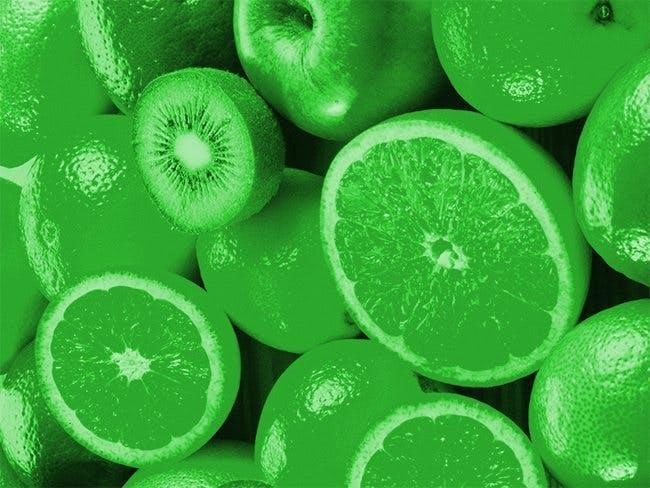 Frukt eller grönt