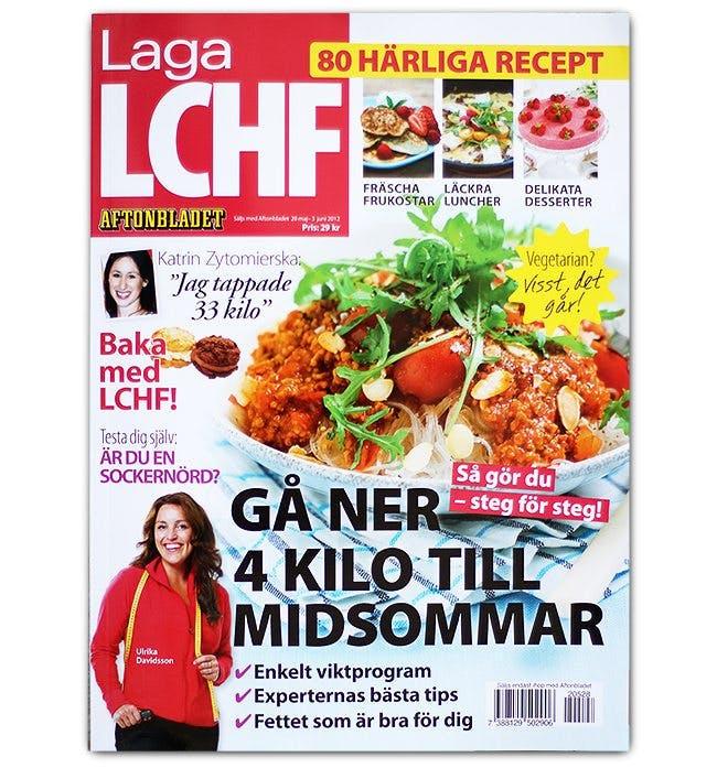 Aftonbladets Laga LCHF