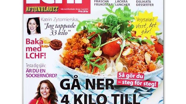 LCHF-bilaga även från Aftonbladet!