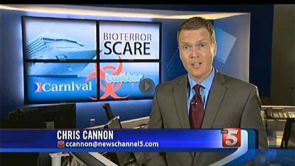 Bioterrorism på Low Carb-kryssningen?