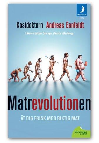 Matrevolutionen – nu som pocket!