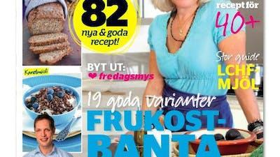 Nytt nummer av Expressens Allt om LCHF