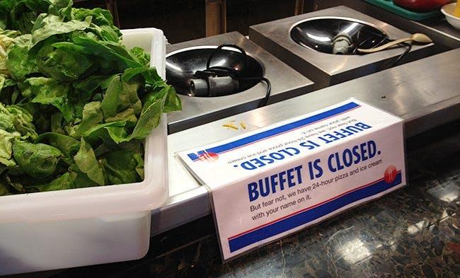 buffetclosed
