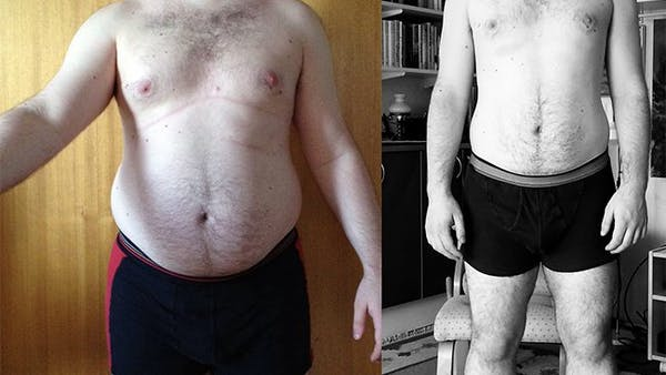 Minus 15 kilo på sextio dagar med LCHF!