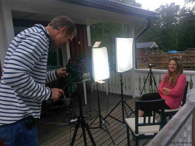 LCHF-camping i Säffle och mer video!