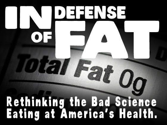 Till fettets försvar: nu i mål