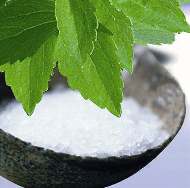Är Stevia naturligt?