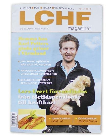 Det proffsiga LCHF-magasinet?