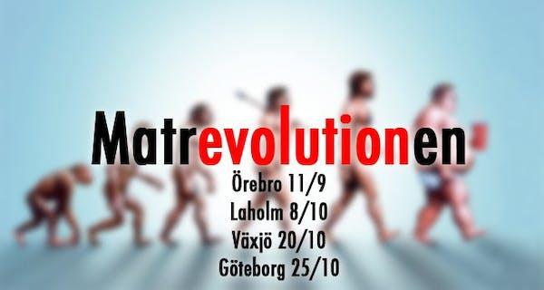 Matrevolutionen: Föreläsningar i höst