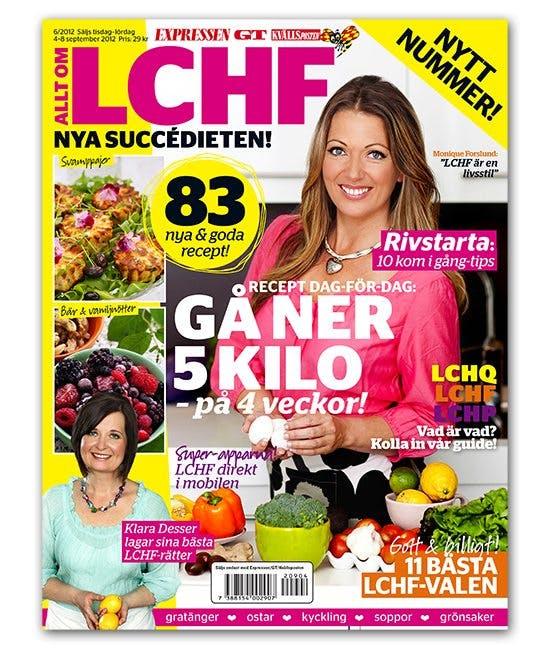 Expressens LCHF-bilaga #6