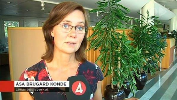 Livsmedelsverkets gamla fettskräck drabbar Stockholms barn