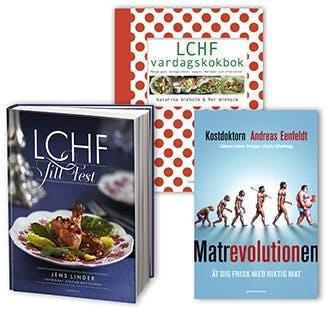 LCHF-kokböcker