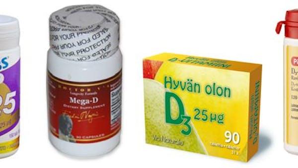 Stor D-vitaminskandal i Finland